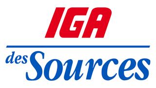 IGA des Sources