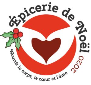 Épicerie de Noël 2020 - logo
