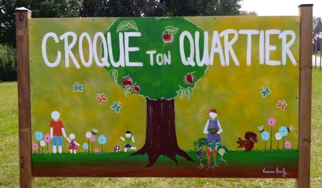 Notre collaboration au projet « Croque Mon Potager »