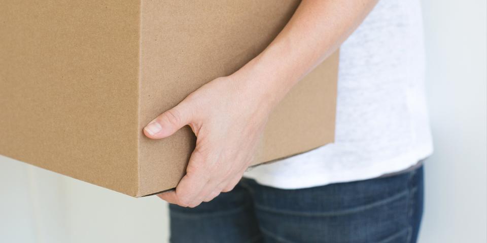 Entraide Agapè - boite dons matériels