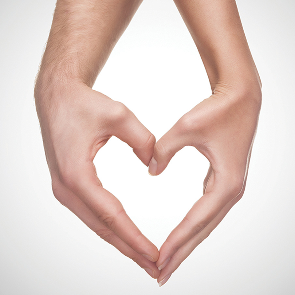 Entraide Agapè - mains en coeur